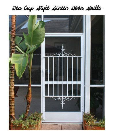 cottage screen doors the world s catalog of ideas