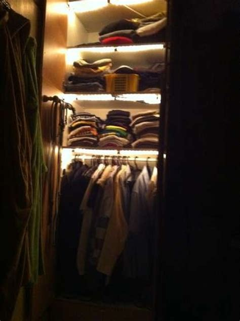 Diy Closet Lighting by 1000 Images About Lighting Automatic Closet Pantry