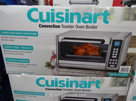 Costco Toaster Ovens cuisinart convection toaster oven