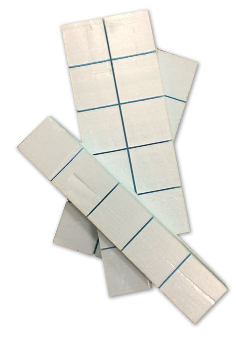 Foam Blocks 2 Pack Blue blue foam blocks for easy furniture sliding drymaster