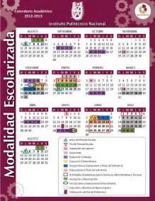 Calendario 2018 Ipn Gestion Escolar Instituto Polit 233 Cnico Nacional