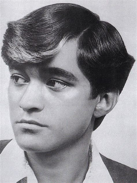 mens hair in sixties 1960s and 1970s were the most romantic periods for men s