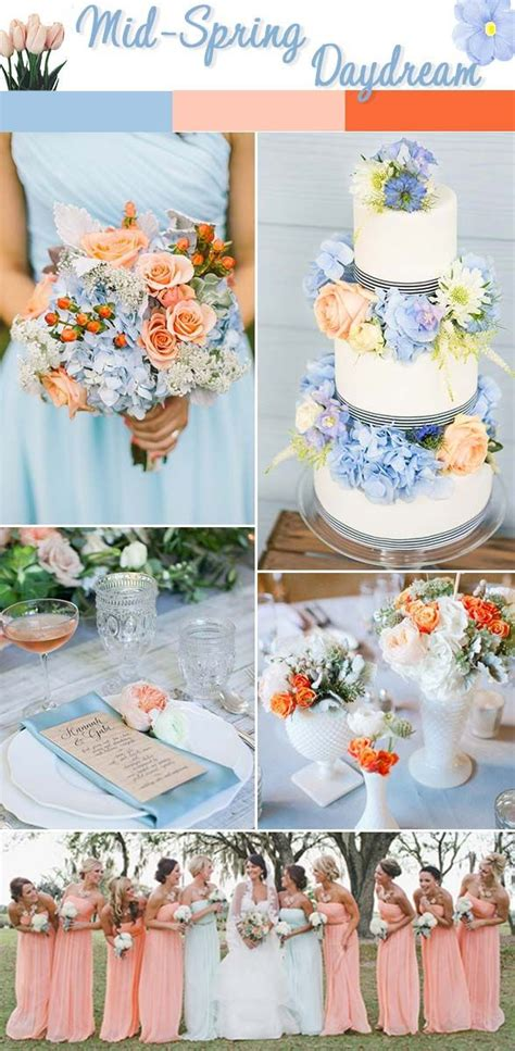 25 best ideas about spring wedding colors on pinterest