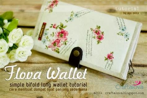 tutorial membuat scrapbook sederhana indonesiancrafter tutorial membuat dompet lipat panjang