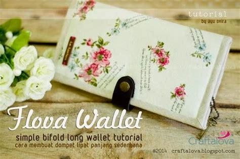 tutorial membuat dompet rajut indonesiancrafter tutorial membuat dompet lipat panjang