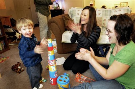 home visits aim to give kent county healthy start