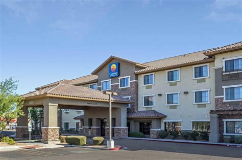 comfort inn phoenix arizona comfort inn suites surprise phoenix nw at 13337 w