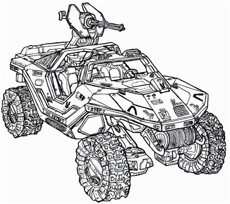 coloring pages of vehicles halo coloring pages coloring pages pinterest
