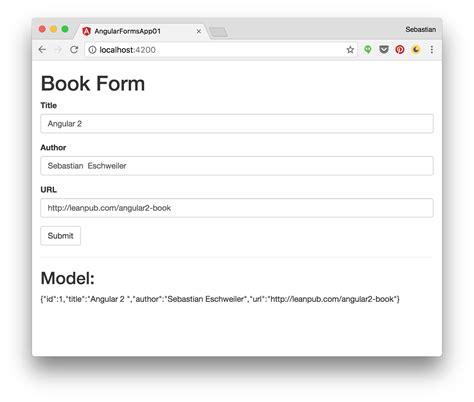 tutorial javascript validation form angular 2 forms tutorial validation codingthesmartway