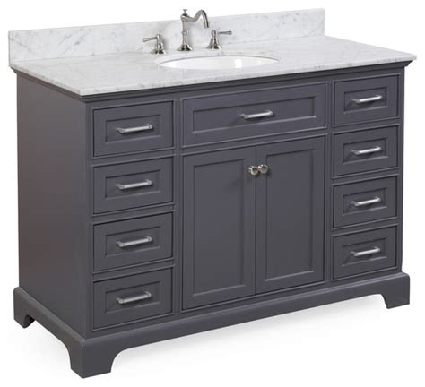 is there a matching linen cabinet to the 48 quot bath vanity