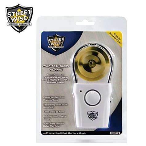 Door Knob Alarm by Pro Tec Door Knob Alarm