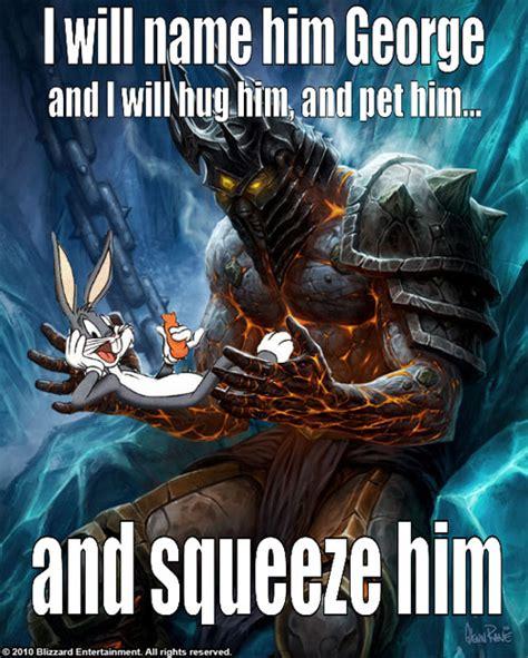 Bolvar Fordragon Meme - lich king power meme 16