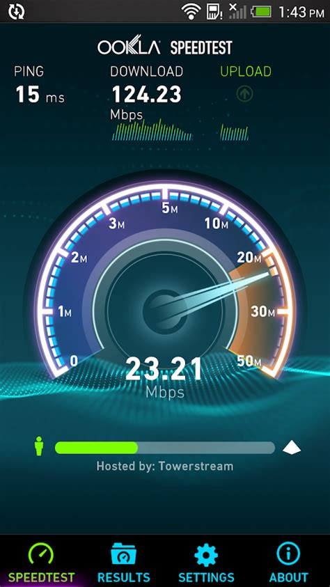 speedtest net android apps on play