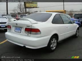 2000 honda civic ex coupe in taffeta white photo no