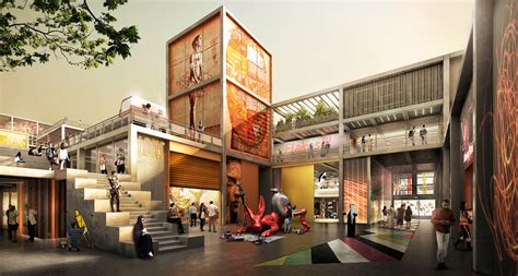 design district dubai dubai design district taps foster partners to design its