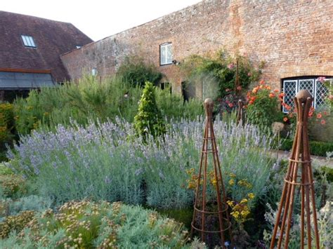 the walled garden at cowdray the walled garden at cowdray the enduring gardener