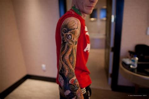deadmau5 sleeve ink pinterest sleeve cthulhu and