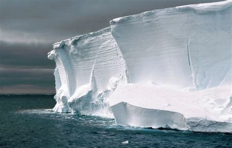 Arctic Shelf Melting the atlantean conspiracy the south pole does not exist
