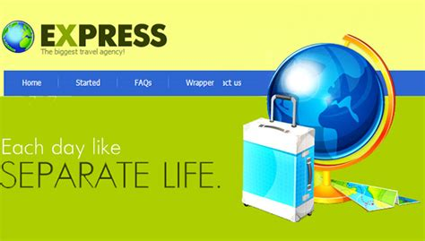 25 best wordpress templates for airlines wp template