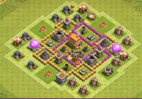 strong defense base th6 top 6 best th6 trophy bases anti everything 2018 2 air