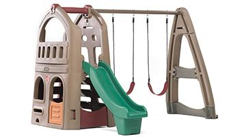 step 2 swing sets swing sets swings playsets step2