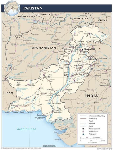mideast hospital karachi map pakistan maps perry casta 241 eda map collection ut