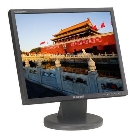 Monitor Samsung Syncmaster 740n samsung syncmaster 740n 17 inch monitor ledmonitor3