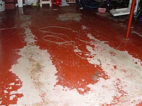 Painting Garage Floor With Sprinkles : Iimajackrussell