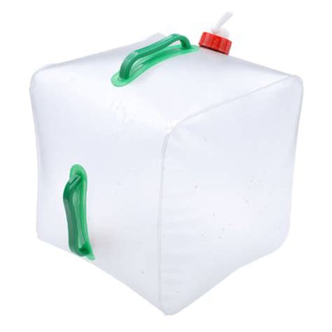 Portable Water Dhaulagiri 20 Liter 20l 5 3 gallon portable water carrier collapsible water storage container f5x1 ebay