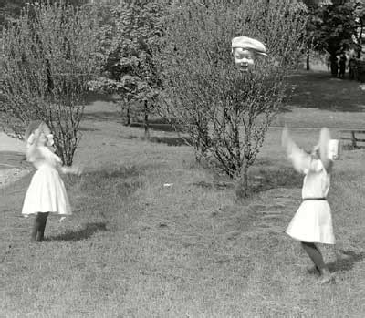 pinafored boys invisiball 1908 shorpy vintage photography