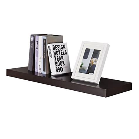 12 inch depth floating shelves with mk welland 12 inch depth houston floating wall shelf