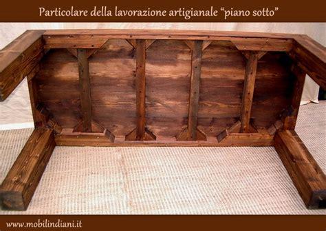 tavoli artigianali in legno il restauro etnico mobili etnici