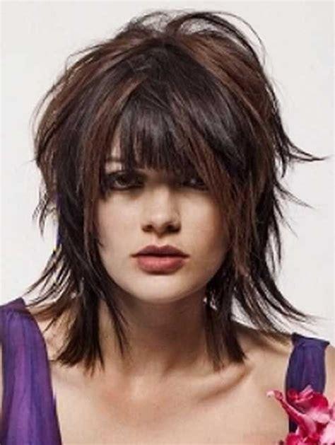 should women over 50 wear bangs 15 cool shaggy bob with bangs bob hairstyles 2015