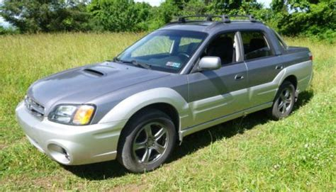 car owners manuals for sale 2005 subaru baja navigation system subaru baja for sale find or sell used cars trucks and suvs in usa