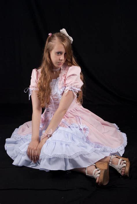 preteen lolitas pink lolita 3 by truly little alice on deviantart