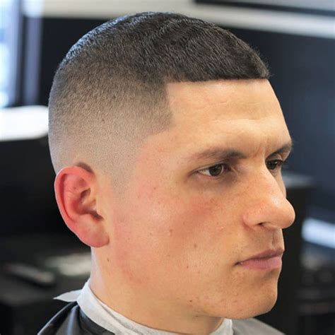 cool low maintenance haircuts for guys long buzzcut with a beard 23 buzz cut hairstyles