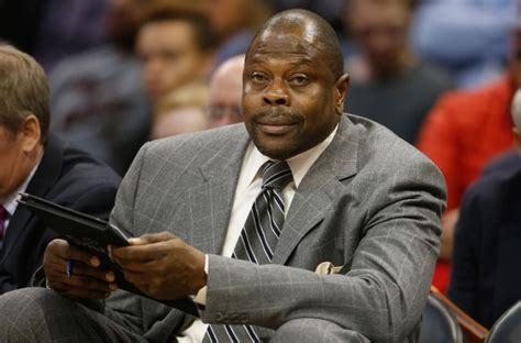 patrick ewing patrick ewing interviewed for grizzlies head coach position