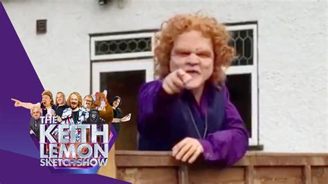 sketchbook show mick hucknall the from hell the keith lemon