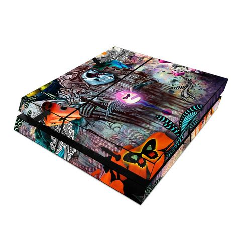 Ps4 Mat by Sony Ps4 Skin The Monk By Mat Miller Decalgirl