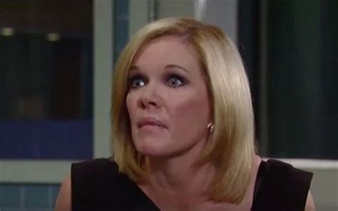 is ava on general hospital soap going off general hospital spoilers ava goes down over bogus carly