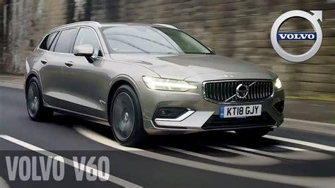 2019 Volvo V60 D4 by 2019 Volvo V60 D4 Inscription Driving Interior