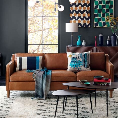 hamilton leather sofa hamilton leather sofa 81 quot leather sofas living rooms