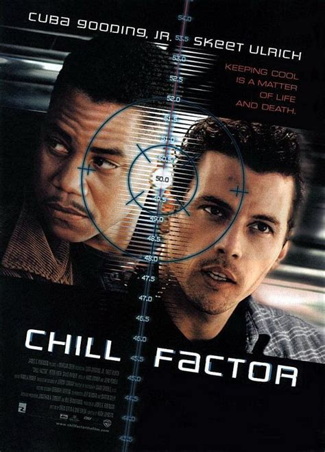 skeet ulrich autographed chill factor 8x10 photo actor autographs last names l z chill factor poster imp awards