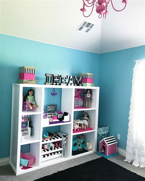 girls room decor american girl doll house home girls