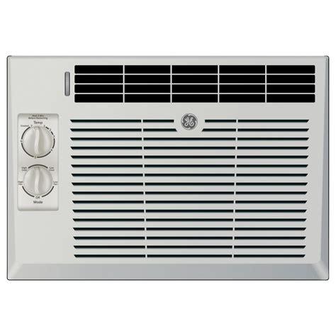 ge  btu window air conditioner aevlv  home depot