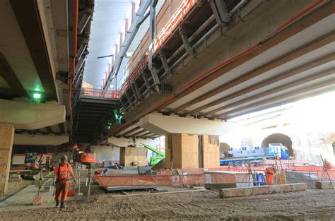 london thameslink four weeks to go before cross london thameslink trains