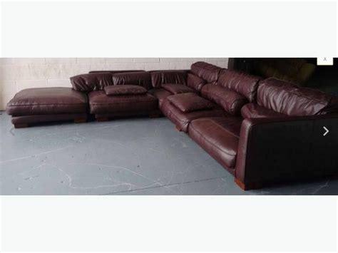dfs leather corner sofa uk 163 3000 dfs california brown leather corner sofa we