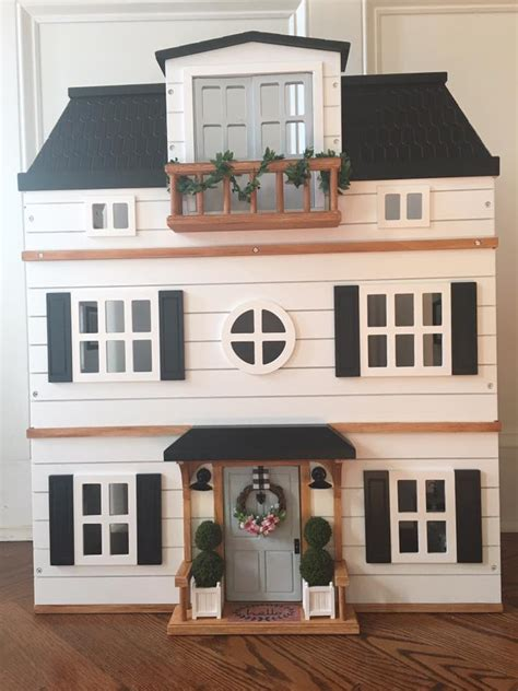 doll house killeen fixer upper fan creates magnolia themed dollhouse from scratch kxxv tv news