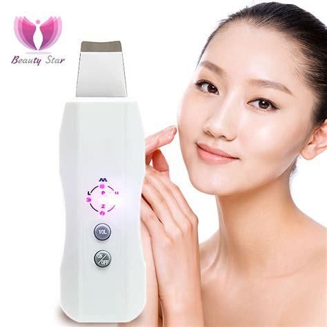 Skin Scrubber ultrasonic skin scrubber ultrasound skin cleaner