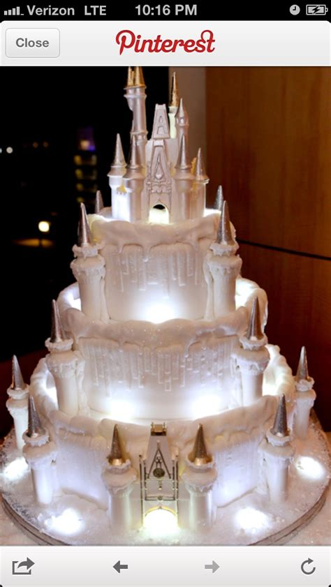 Hochzeitstorte Prinzessin by Princess Castle Wedding Cake Wedding